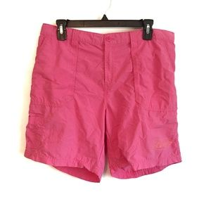 Life is Good Women's Pink Outside Shorts Size L